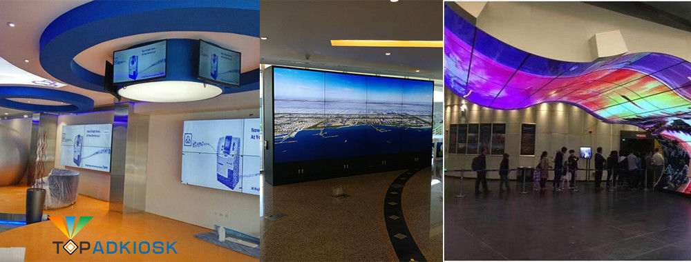 China best Wall Mounted Digital Signage on sales