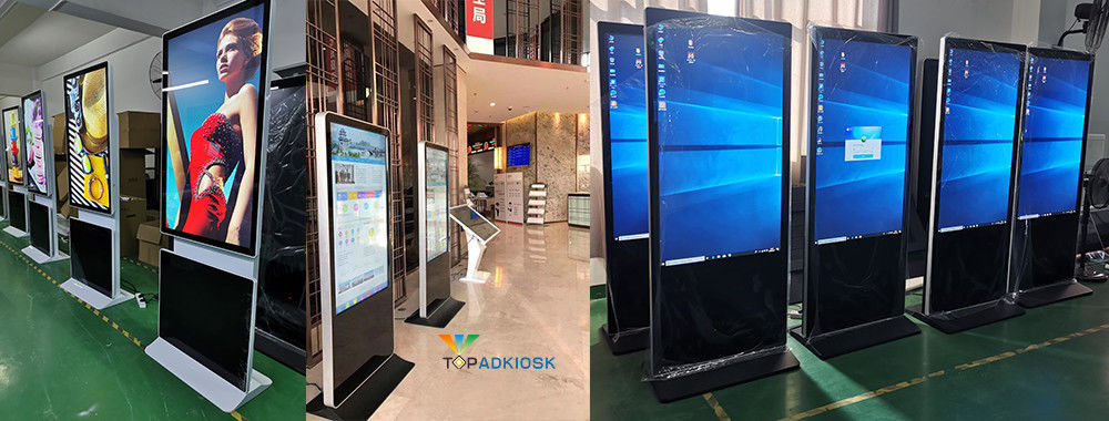 China best Digital Signage Kiosk on sales