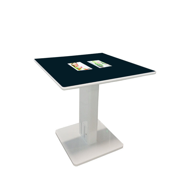 22 Inch Interactive Multi Touch Table , Water Proof Multi Touch Screen Table
