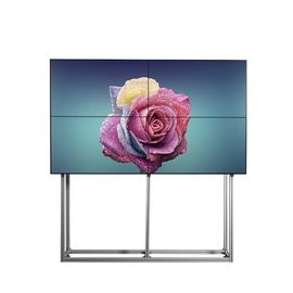 China 47 Inch Wall Mounted Digital Signage DID LCD Video Wall 3.5mm Narrow Bezel factory