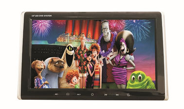 "High Brightness Touch Car Seat Dvd Player 10"" With Wireless Game Function"