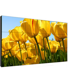 "China FHD PIP Array Lcd Video Wall Display 49""55"" 2x3 4x6 Remote Control Easy Operation factory"