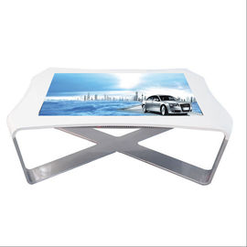 43 49 55inch Customizable Waterproof G+G capacitance smart multifunction interactive touch screen table