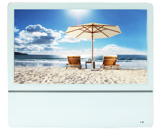 High Brightness All In One PC Touch Screen Wall Mountable LCD Android Display
