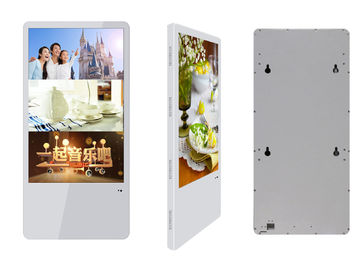 1920*1080 Resolution Digital Signage Monitor Display , Wall Mounted Video Wall